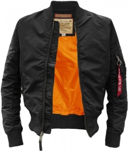 Jakna Alpha Industries MA-1 VF 59 black