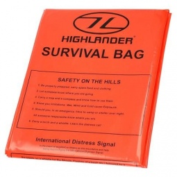 Highlander Survival bag
