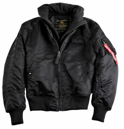 Alpha Industries MA1 D-Tec SE Black