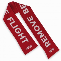 Alpha Industries šal Remove Before Flight
